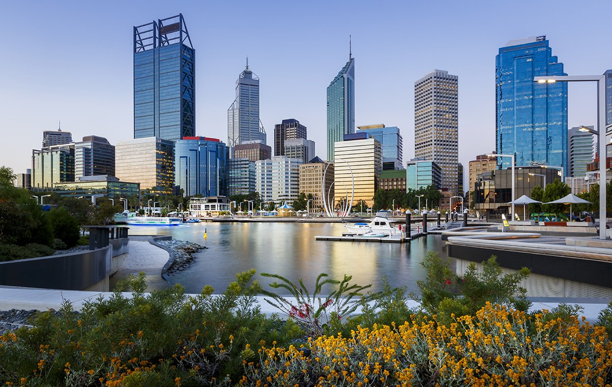 City of Perth Mayor 2020